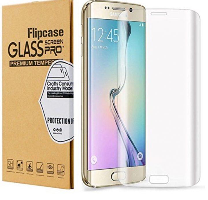 FlipCase Tough Glass for Galaxy S7 Edge