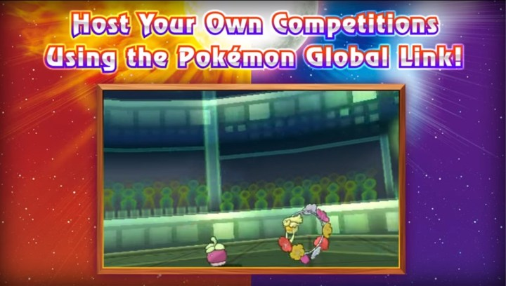 Global Link Competitions