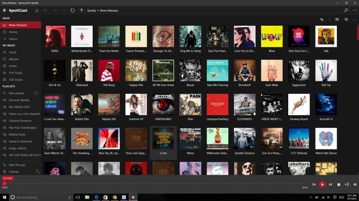 How to Listen to Spotify on Windows 10