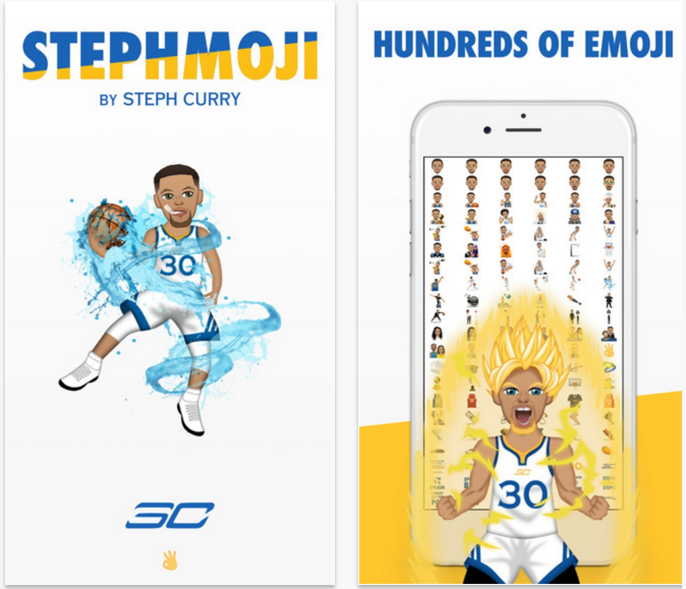 online store c6fde 4f145 StephMoji App  5 Things to Know About Steph Curry Emojis