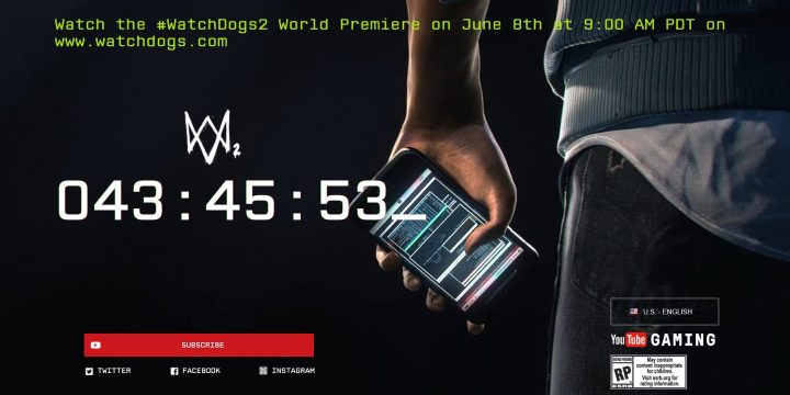 Watch Dogs 2 Website