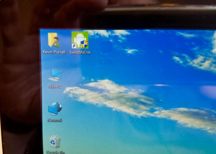 chuwi hibook dual boot 2 in 1 boot to android