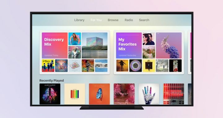 new TV os Features 2016 Apple TV - 4