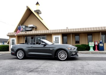 2016 Mustang GT Review Convertible - 7