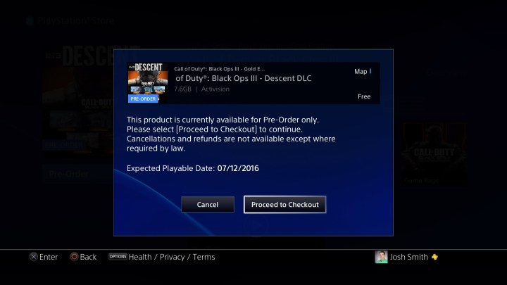 What you need to know about the Black Ops 3 DCL 3 size and pre-loading.