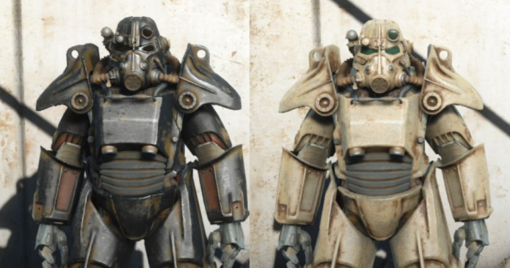 More Power Armor Paint