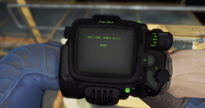 Enclave Carbon and Plasma Pipboy