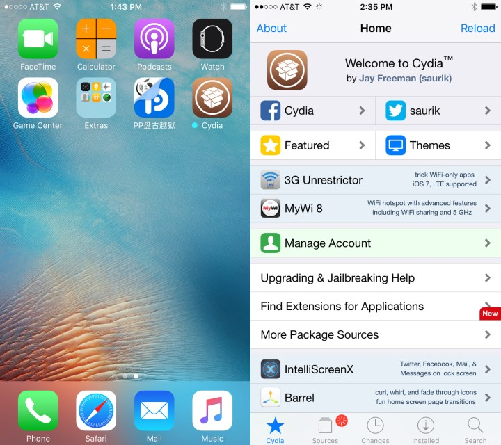 How to Jailbreak iOS 9.3.3 without a computer - 5