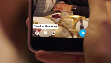 What you need to know about Snapchat Memories.
