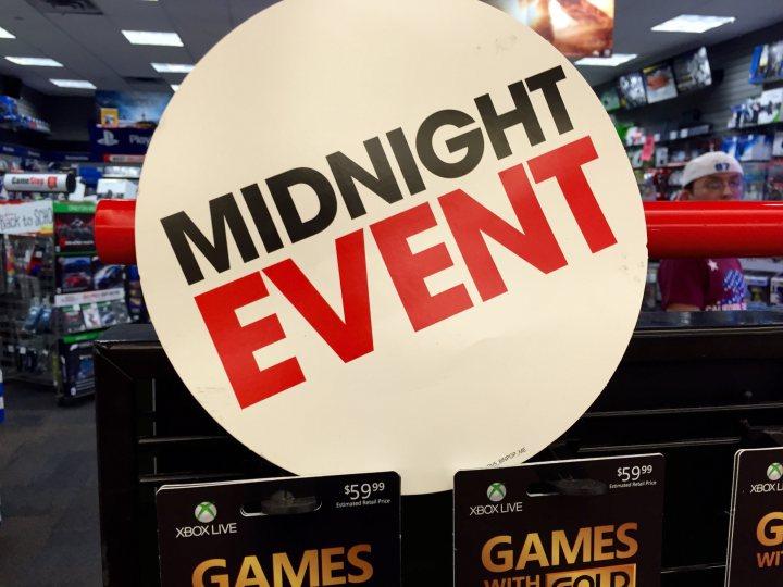 Midnight Call of Duty: Infinite Warfare Release Date Events