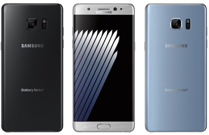 Galaxy Note 7 vs Moto Z: Display