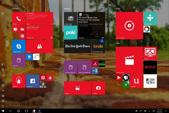 Surface Pro 4 Windows 10 Anniversary Update (2)
