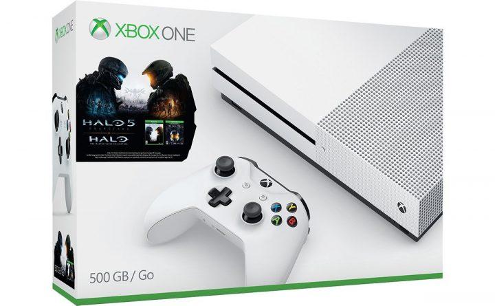 Xbox One S Halo