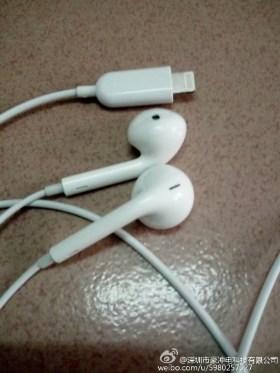 iPhone 7 lightning headphones - 1