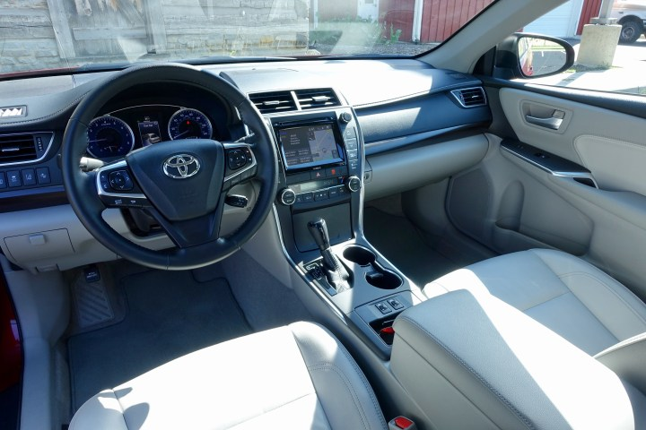 2016 Toyota Camry Review - 1
