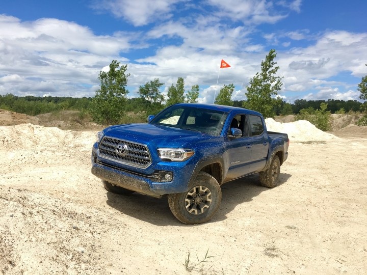 2016 Toyota Tacoma TRD Review - 17