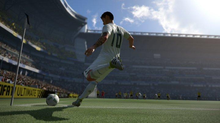 FIFA 17 Set Piece Upgrades