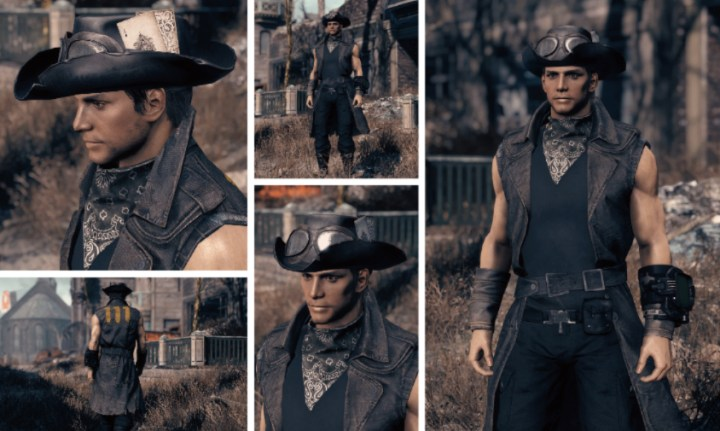 The Gunslinger Outfits