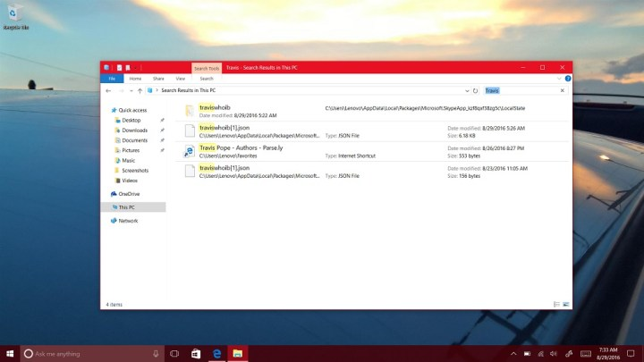 How to Search Files in Windows 10 (2)