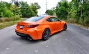 Lexus RC F Review Performance - 2