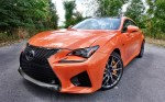 Lexus RC F Review Performance - 5