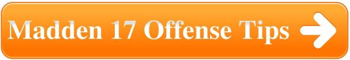 Madden 17 Offense Tips