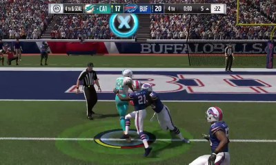 Tackle battles are a fun addition to the game that gives you more control of the outcome.