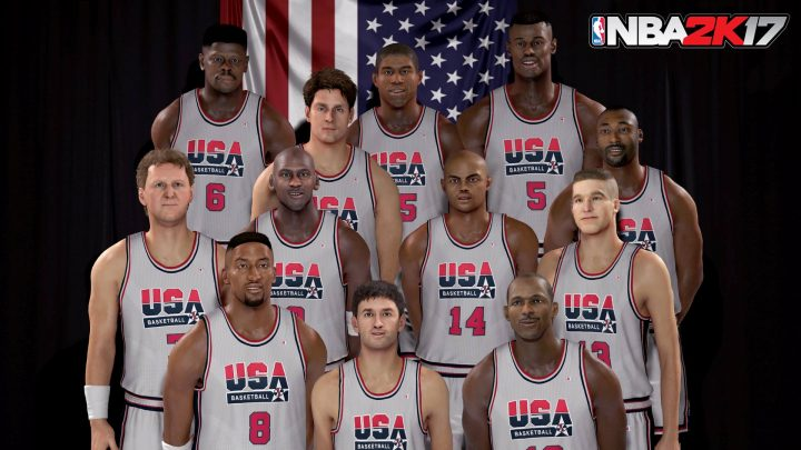 NBA 2K17 Features: Guest Teams