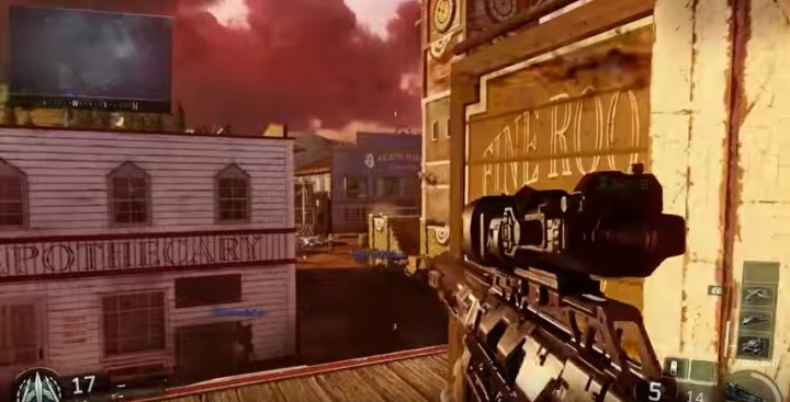 Outlaw Black Ops 3 Map: Standoff Remake