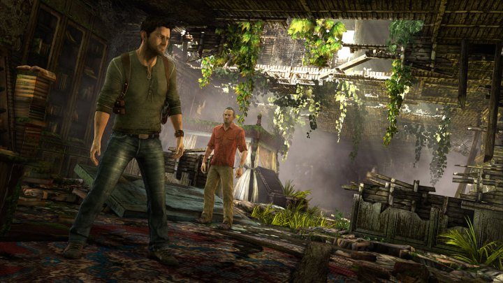 Uncharted 3 is available through PlayStation Now