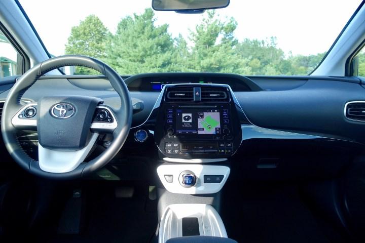 2016 Toyota Prius Review - Prius Three - 20