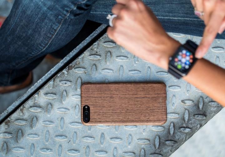 Pad & Quill Woodline iPhone 7 Plus Case