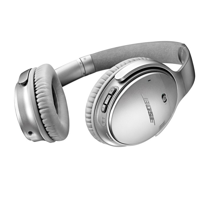 Bose QC35 Wireless Noise Cancelling Headphones