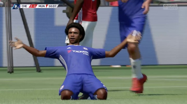 Expect a speedy FIFA 17 update.
