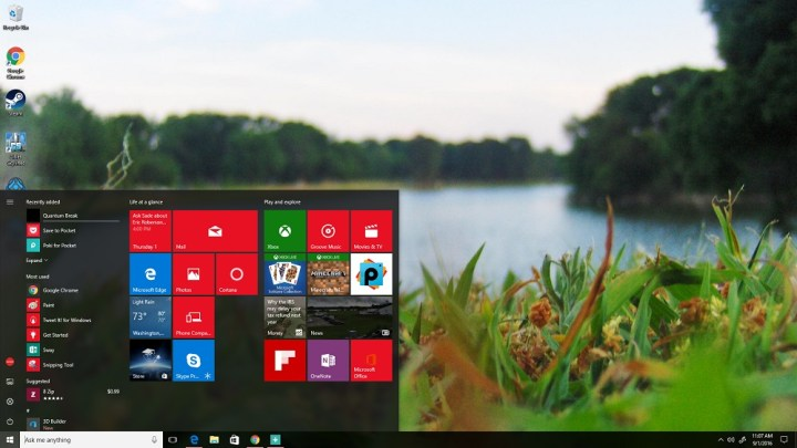 How to Find Internet Explorer in Windows 10 (1)