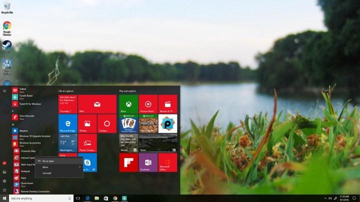 How to Find Internet Explorer in Windows 10 (4)