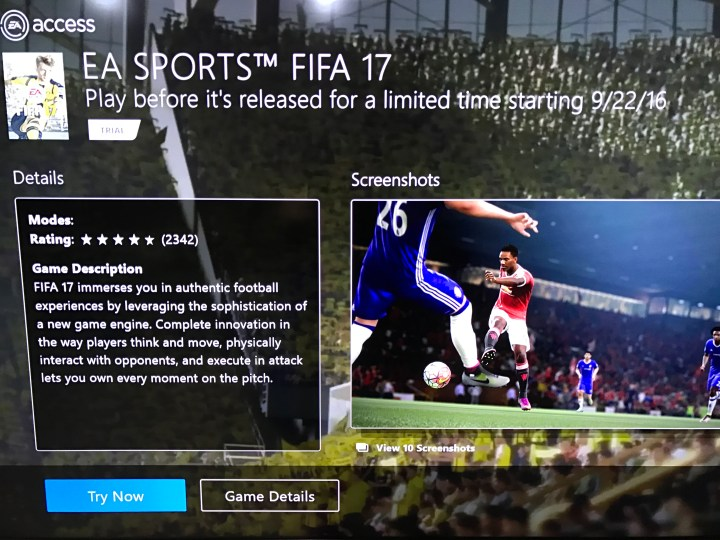 The early FIFA 17 release date is here.