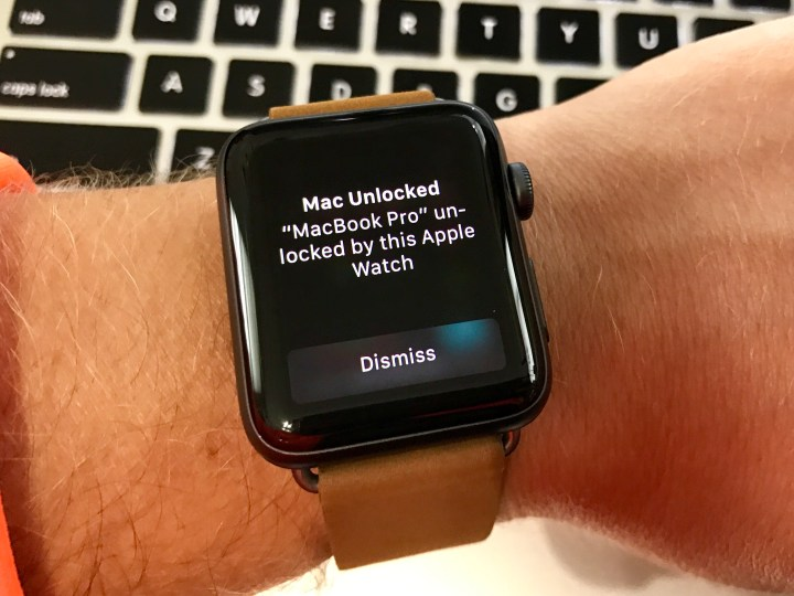 How to unlock your Mac or MacBook with the Apple Watch.