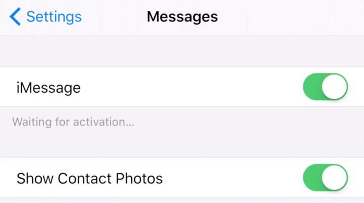 MessageActivation
