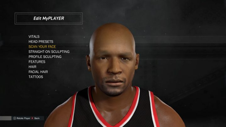 NBA 2K17 My Player Face Scanning (19)