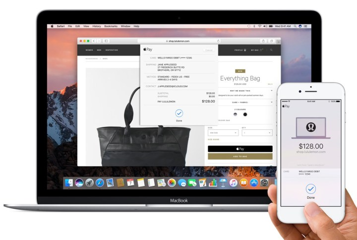 Install if You Love Apple Pay
