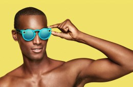 These are the Snapchat Glasses.