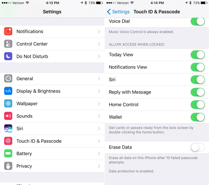 Turn off annoying iPhone Feature iOS 10