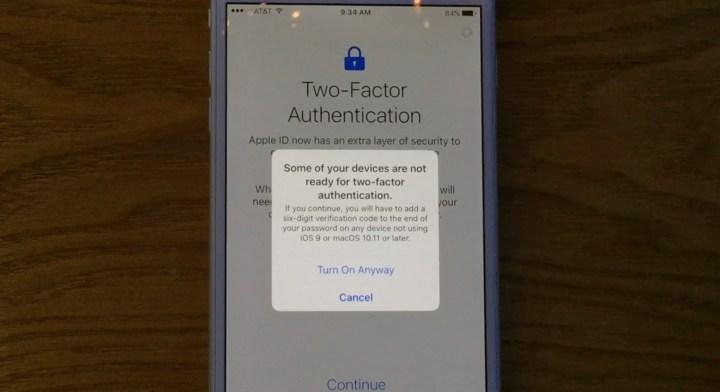 twofactor