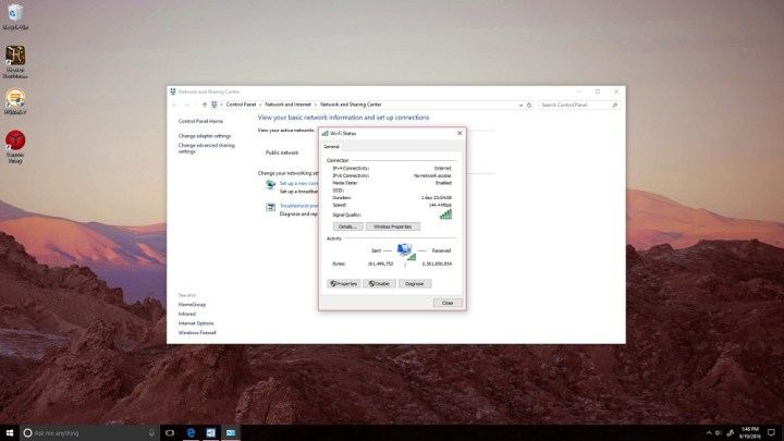 What to do if you can't find your wi-fi password in windows 10 (4)