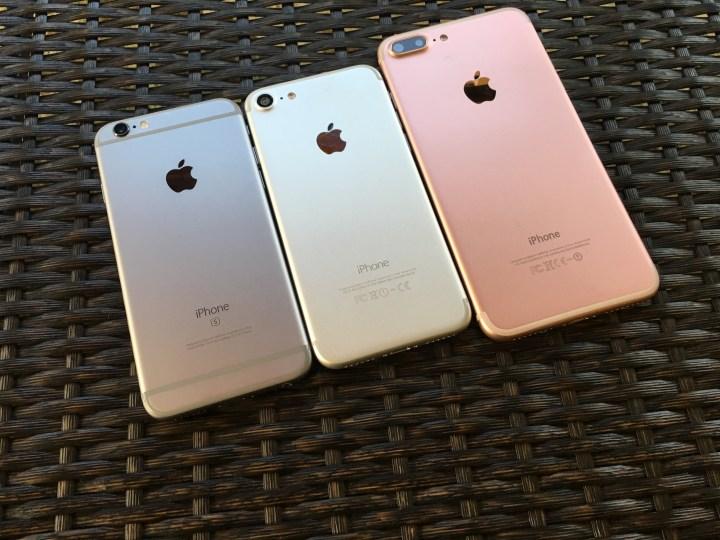 iPhone 7 Storage Options