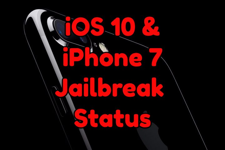 Hopefully the iOS 10 jailbreak and iPhone 7 jailbreak arrive on the same date.