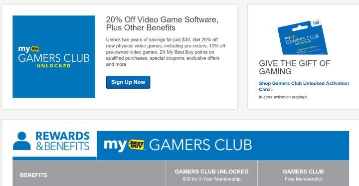 my gamers club unlocked