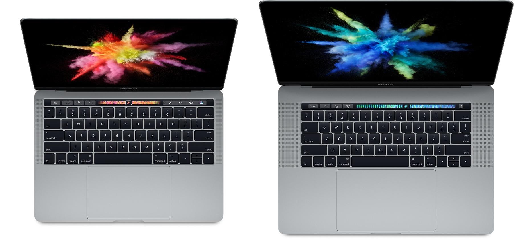 2016 13-inch MacBook Pro vs 15-inch MacBook Pro