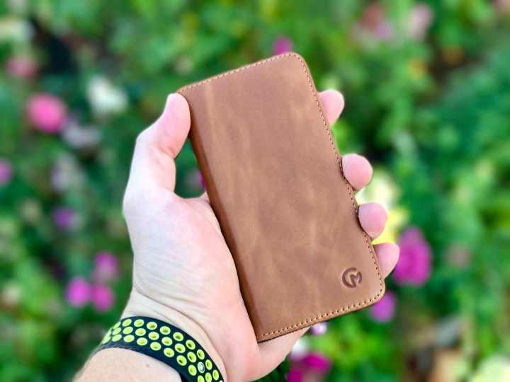 Casemade iPhone 7 Leather Wallet Case